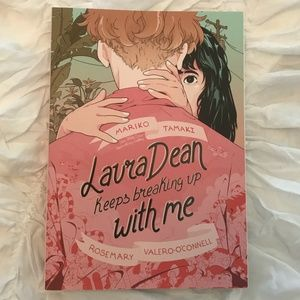 YA Graphic Novel: Laura Dean